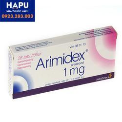 Thuốc Arimidex công dụng giá bán cách dùng