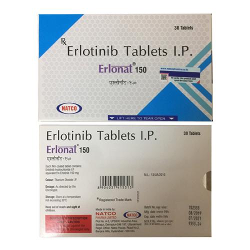 Thuốc Erlonat 150mg (Hộp 30 viên)