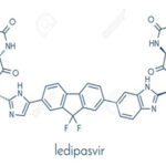Cấu trúc của Ledipasvir