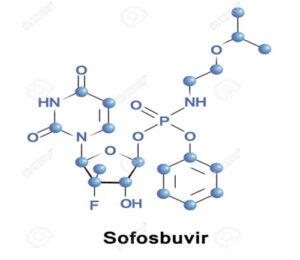 Cấu trúc của sofosbuvir