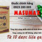 Tác dụng phụ của thuốc Masumax là gì