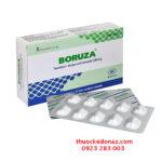 Tác dụng phụ của thuốc Boruza là gì