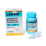 Tác dụng phụ của thuốc Ledvir là gì