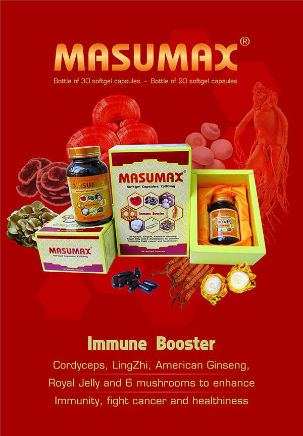 Thuốc Masumax tăng cường miễn dịch