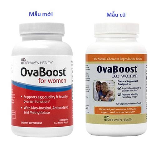 Thuốc OvaBoost xách tay chính hãng