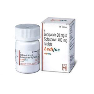Tác dụng phụ của thuốc Ledifos là gì