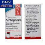 Tác dụng phụ thuốc Sintopozid