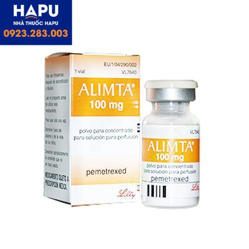Thuốc ALIMTA giá bao nhiêu
