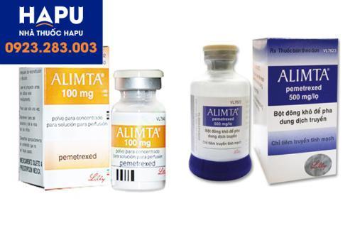 Thuốc ALIMTA là thuốc gì