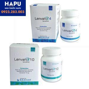 Thuoc-Lenvanix-10mg_4mg-Lenvatinib-10mg_4mg