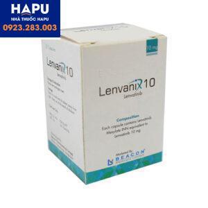 Thuốc Lenvanix xách tay chính hãng