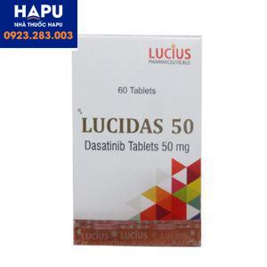 Thuốc Lucidas giá bao nhiêu
