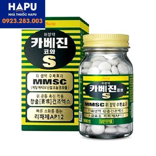 Thuốc MMSC – Thuốc trị đau dạ dày