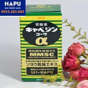 Thuốc MMSC xách tay chính hãng