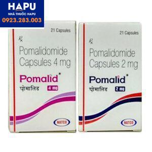 Thuốc Pomalid xách tay chính hãng