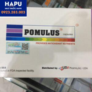 Thuốc Pomulus 250mg Glutathione 250mg