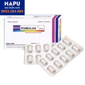 Thuốc Pomulus nhập khẩu chính hãng