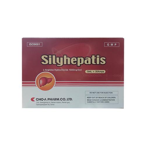 Thuốc Silyhepatix là thuốc gì