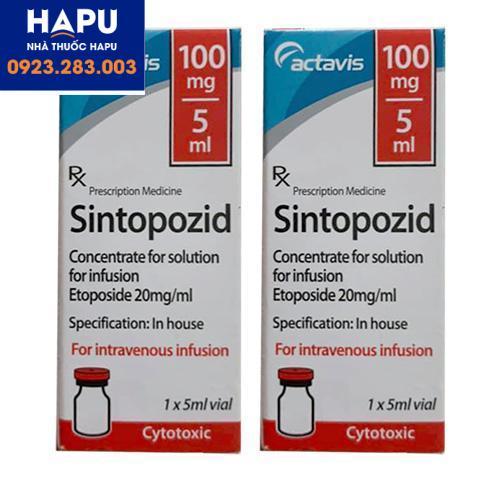 Thuốc Sintopozid là thuốc gì