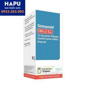 Thuốc Sintopozid nhập khẩu chính hãng