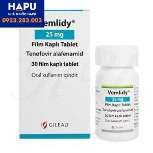 Thuốc Vemlidy có tốt không? Hiệu quả của thuốc Vemlidy