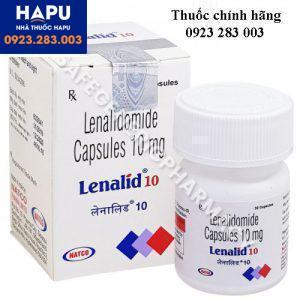 Thuốc Lenalid 10 là thuốc gì? Tác dụng cách dùng vàgiá bán bao nhiêu?