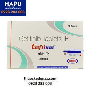 Thuốc Geftinat 250mg xách tay mua ở đâu? Bán giá bao nhiêu?