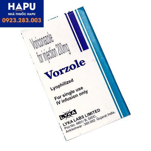 Thuốc Vorzole là thuốc gì