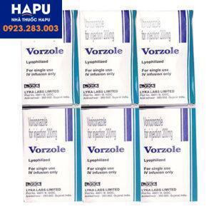 Thuốc Vorzole nhập khẩu chính hãng