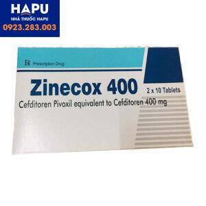 Thuốc Zinecox là thuốc gì