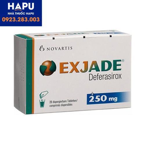 Tác dụng phụ thuốc Exjade