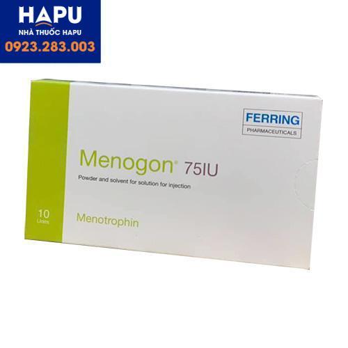 Tác dụng phụ thuốc Menogon