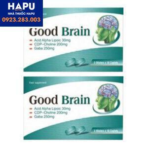 Thuốc Good Brain giá bao nhiêu