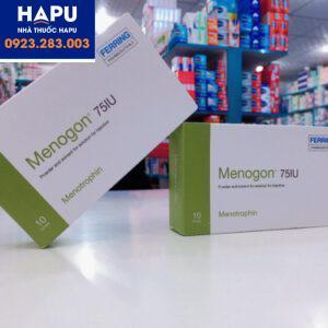 Thuốc Menogon giá bao nhiêu