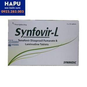 Thuốc Synfovir-L nhập khẩu chính hãng
