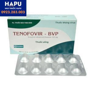 Thuốc Tenofovir BVP chính hãng
