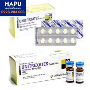 Thuốc Unitrexates là thuốc gì