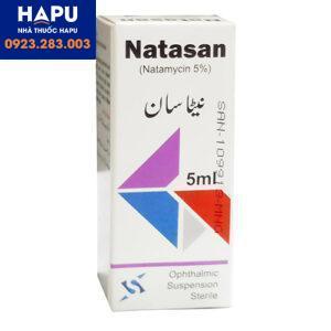 Thuốc Natasan là thuốc gì