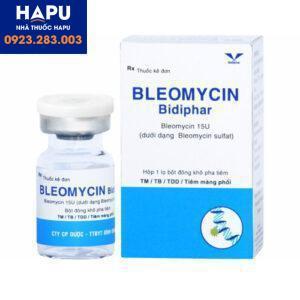 Thuốc Bleomycin Bidiphar 15U – Bleomycin 15U
