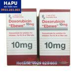 Thuốc Doxorubicin Ebewe nhập khẩu chính hãng
