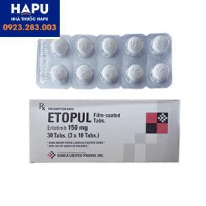 Thuốc Etopul là thuốc gì