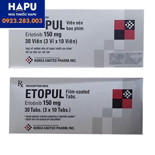 Thuốc Etopul nhập khẩu chính hãng