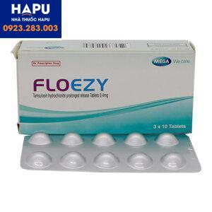 Thuốc Floezy 0,4mg– Tamsulosin HCl 0,4mg