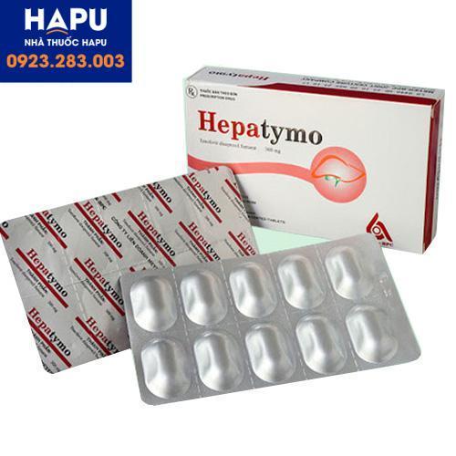 Thuốc Hepatymo 300mg - Tenofovir disoproxil fumarat