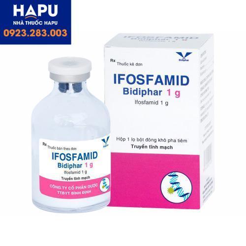 Thuốc Ifosfamid Bidiphar 1g – Ifosfamid 1g
