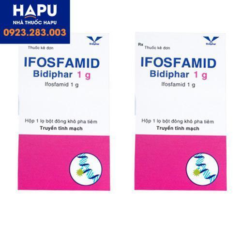 Thuốc Ifosfamid Bidiphar giá bao nhiêu