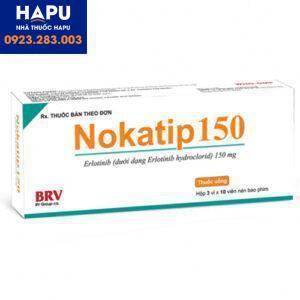 Thuốc Nokatip giá bao nhiêu
