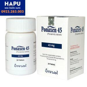 Thuốc Ponaxen 45mg – Ponatinib 45mg