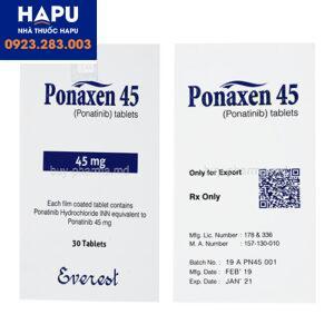 Thuốc Ponaxen nhập khẩu chính hãng