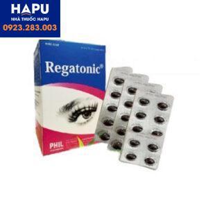 Thuốc Regatonic là thuốc gì